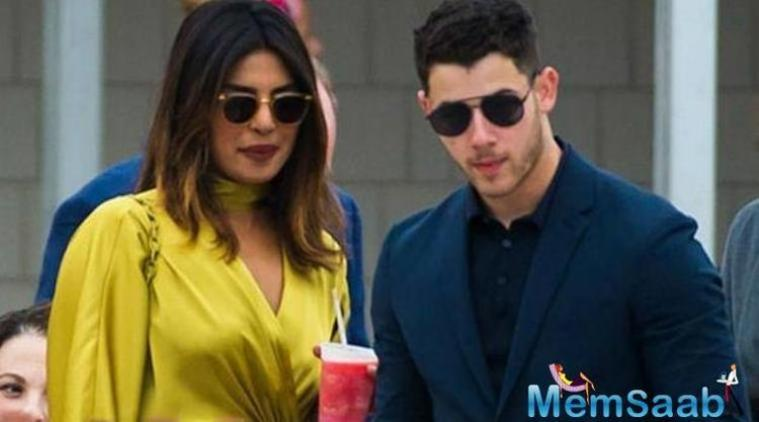 The reports further suggest that Priyanka plans to host a grand housewarming party for her new sea-facing bungalow in the city and she wanted Nick to be by her side.