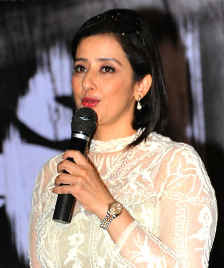 Manisha plays Nargis Dutt in Sanju and has done a wonderful job, according to sources.