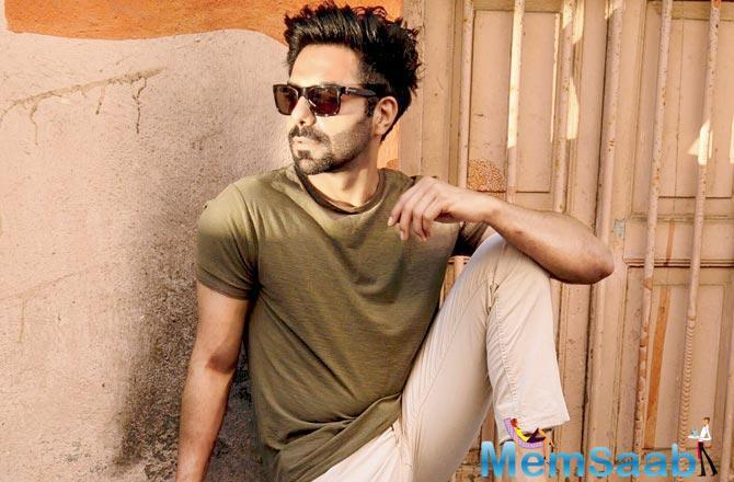 Dangal (2016) actor Aparshakti Khurana is on a roll. He has three films lined up for release next month.