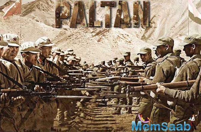 Arjun Rampal and Sonu Sood will be seen essaying the role of army soldiers who fought the Indo-China war of 1967.
