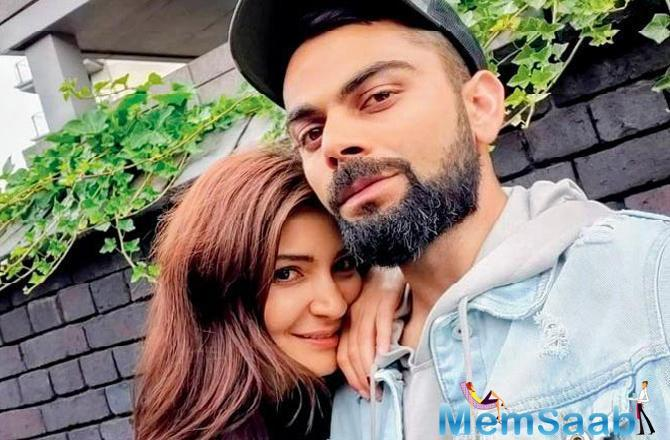 Anushka and Virat tied the knot last year in December in Italy.