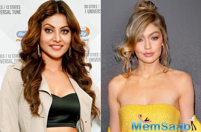 Urvashi Rautela recently shared a post on Instagram slamming haters for telling her that she indulges in publicity gimmicks.