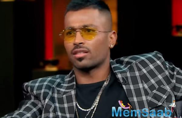 But the episode featuring these cricketers turned out to be a HUGE disappointment. Hardik Pandya's opinion and approach towards women was like that of a typical misogynist and sexist person.