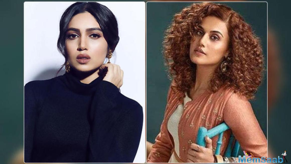 Anurag Kashyap produced film starring Taapsee Pannu and Bhumi Pednekar is scheduled to begin filming on 10 February.