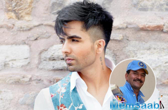 Set to slip into the role of Madan Lal, who took the crucial wicket of Sir Vivian Richards during the 1983 World Cup final, Harrdy Sandhu says he won filmmaker Kabir Khan over with his depiction of the former cricketer.