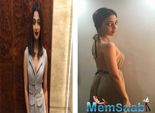 Radhika Apte took to her social media to support an initiative lead by young girls which addresses the guilt, shame and taboo associated with female fantasy.