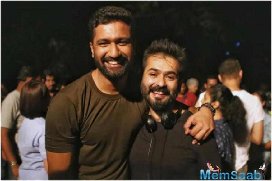 Vicky whose upcoming films include an untitled horror film, Karan Johar's Takht and Shoojit Sircar's Udham Singh biopic, will begin prep closer to the shoot.