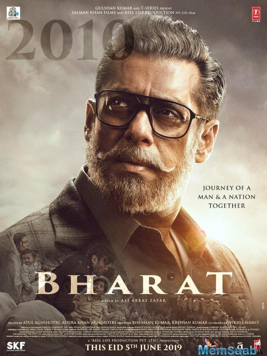 Including stellar performers like Salman Khan, Katrina Kaif, Disha Patani, Tabu, and Sunil Grover, the Ali Abbas Zafar directorial boasts of an ensemble cast promising power-packed performances.