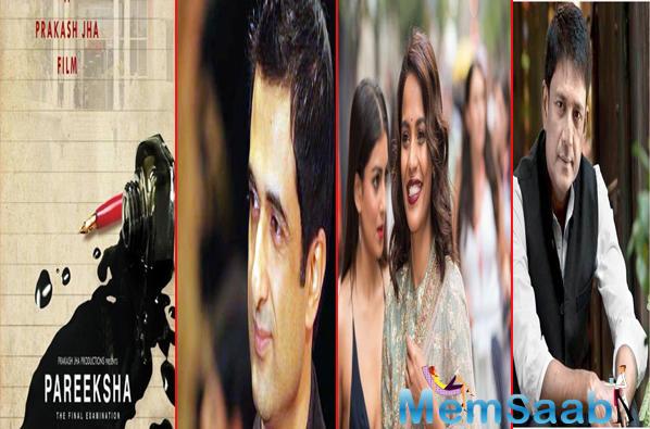 After the Priyanka Chopra Jonas-starrer Jai Gangaajal (2016), Prakash Jha has announced his next directorial venture, Pareeksha, which stars Adil Hussain, Priyanka Bose and Sanjay Suri.