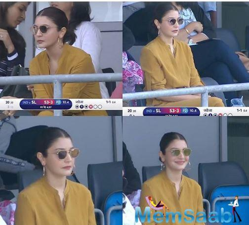 Time and again Virat has accredited his success and well-being to his beloved wife Anushka.