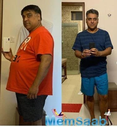 A few days ago, Ram Kapoor shocked everyone by sharing his elevator selfie, which showed how fit and fab he has become.