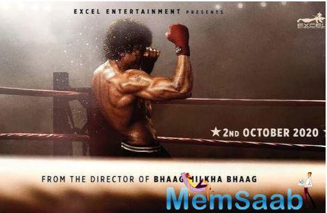 The film is all set to release on October 2, 2020, and clash with as many as three films - Vicky Kaushal's Sardar Udham Singh, John Abraham's Satyameva Jayate 2 and Tiger Shroff's Rambo.