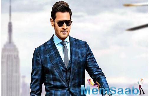 The actor is currently busy shooting for his next film Sarileru Neekevvaru in which he will be seen as an Army officer.