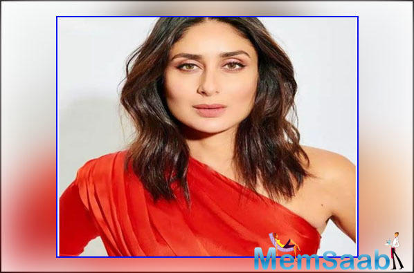 For their day at the recording studio, Bebo opted for a bright orange off-shoulder a-symmetrical dress that she paired with matching shoes and wore her hair down in loose waves.