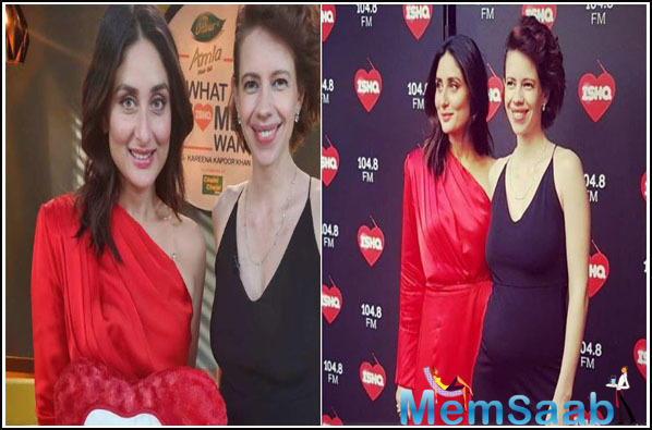 While Koechlin is expecting her baby to arrive in early 2020, Kareena is a mommy to one of the most popular star-kids – Taimur Ali Khan.