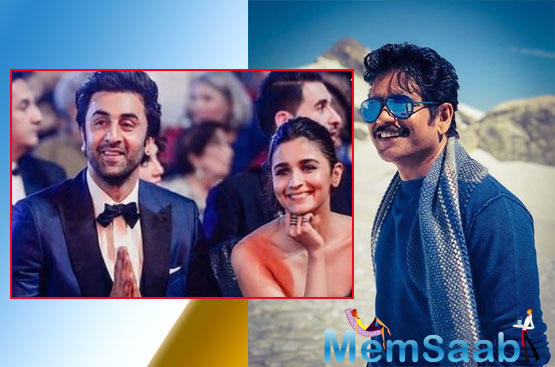 The Ayan Mukerji directorial, which revolves around the most powerful weapon, features Ranbir as Shiva, a guy-nextdoor who can emit fire from his hands, and Alia as his love interest, Isha.