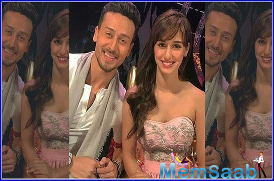 In the past, Tiger Shroff shared his excitement on being a part of several action films.