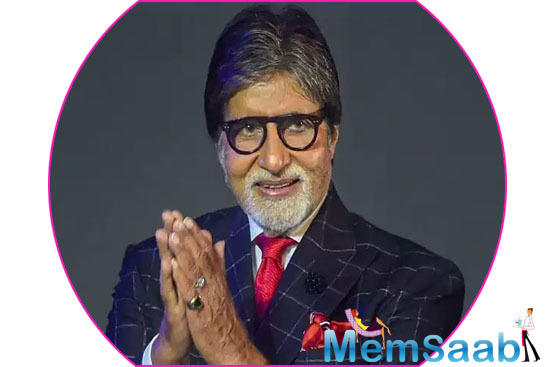What got us surprised to know is that every time Doshi writes a script, he keeps in mind Amitabh Bachchan.