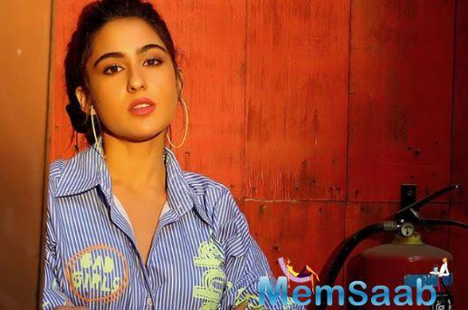 Sara Ali Khan is one of the most loved young actors of today. She holds an envious fan following on social media and even though none of her films released last year, yet she was omnipresent with magazine covers and endorsements.
