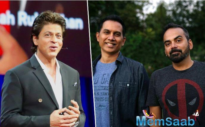 Well, we write almost officially, because, in their recent interview, Raj & DK have confirmed to be in talks with Shah Rukh Khan for their next venture and have also revealed that King Khan has liked the concept.