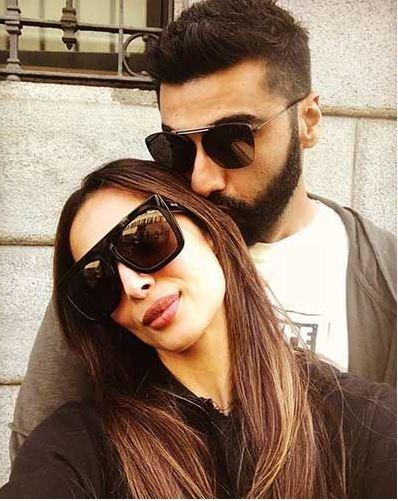 Malaika made her romance with the hunk Insta-official with a special birthday
