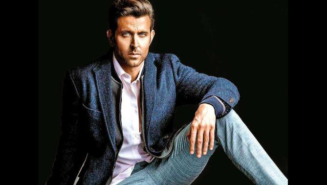 A day before, Hrithik shared a picture of his sons playing with their pet