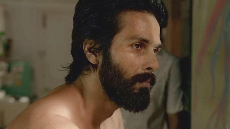 Shahid Kapoor asked his fans to stay strong during the lockdown