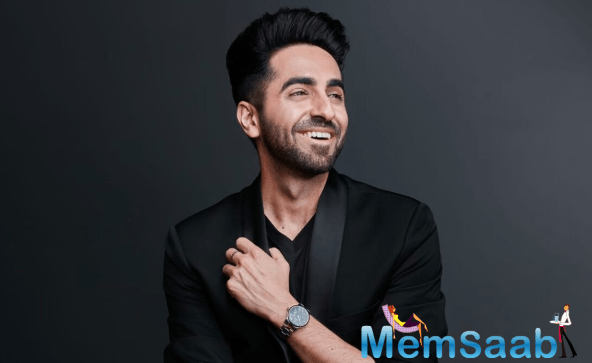Ayushmann, whose choice of cinema has given birth to a genre in Hindi movies called 'The Ayushmann Khurrana Genre',