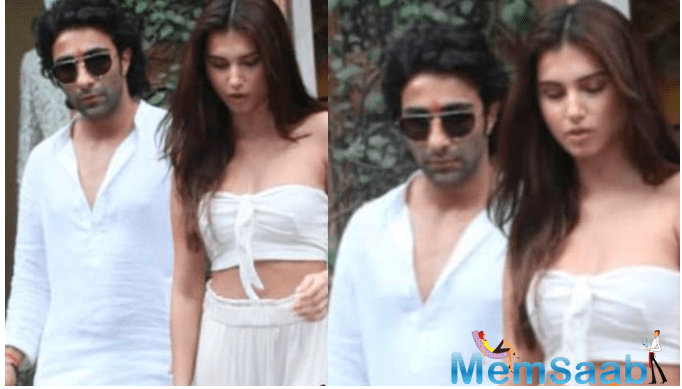 Speaking about Aadar Jain's upcoming project, the actor is said next to be a part of Hello Charlie, produced by Farhan Akhtar and Ritesh Sidhwani.