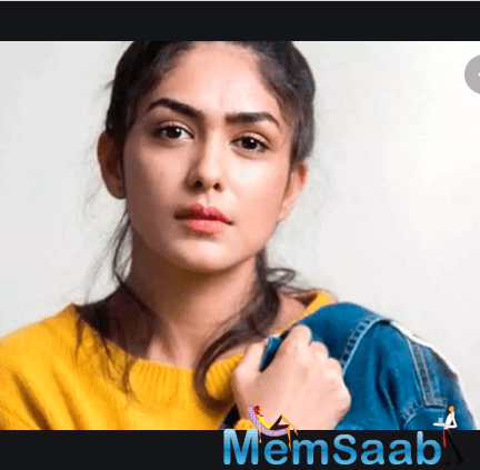 Mrunal Thakur is known for films like Love Sonia, Super 30, and Batla House. She's now gearing up for Jersey and Toofan with Shahid Kapoor and Farhan Akhtar.