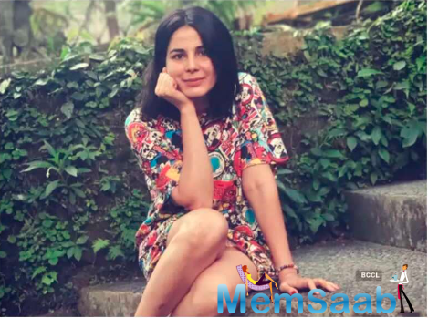 After seven months of lockdown, Kirti Kulhari is all excited to resume work even amid the pandemic. According to the actress, we can't be sitting at home and not doing anything.