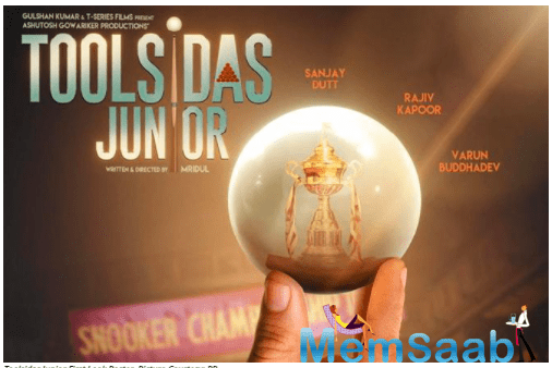 Ashutosh Gowariker and Bhushan Kumar come together for the first time for Toolsidas Junior