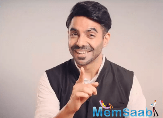 Aparshakti completed shooting 'Helmet' once the lockdown restrictions were lifted in the country.