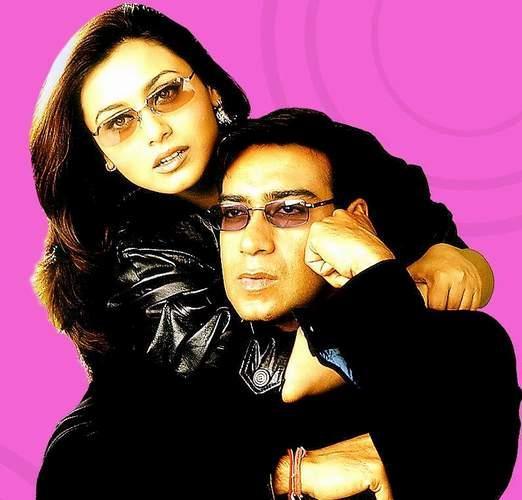 Ajay Devgan and Rani Hot Stylist Gorgeous