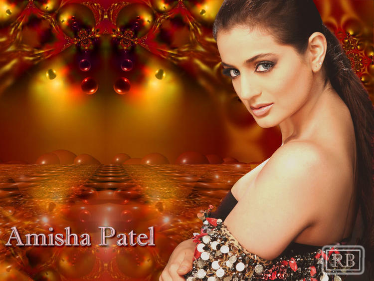Amisha Patel Latest Wallpaper