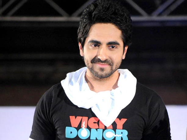 Ayushmann Khurrana at Couture for Cause Fashion Show in ITC Maratha