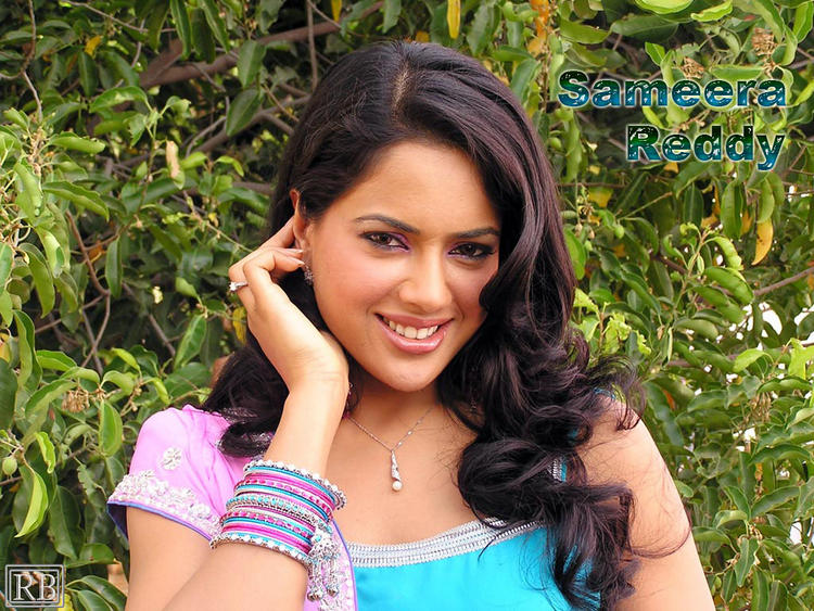 Bolly and Tolly Glam Beauty Sameera Reddy Wallpaper