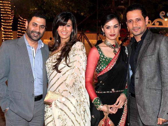 Bollywood Celebs at Vikas Kalantri's wedding reception