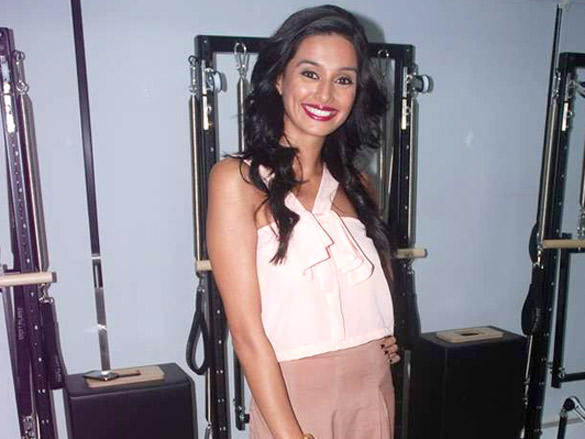 Celeb at the Launch of The Pilates and Altitude Training Studio