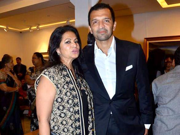 Celebs at Paresh Maity's  Art Event