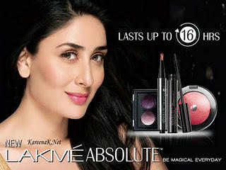 Elegant Kareena Kapoor in Lakme Ad