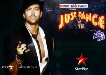 Hrithik Roshan Just Dance In Star Plus