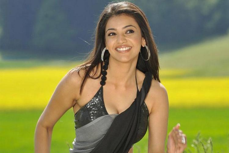 Kajal Agarwal Cute Hot Stills From Veera Movie