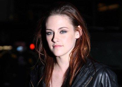 Kristen Stewart Sexiest Face Look