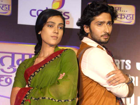 Leading actors from Colors' New Serial
