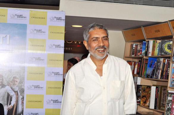 Prakash Jha at Rajneeti The Film and Beyond Book Launch