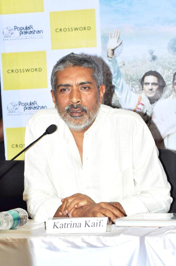 Prakash Jha at The Launch Of The Book Rajneeti