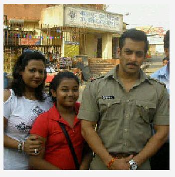 Salman Khan on The Locations Of Dabangg 2