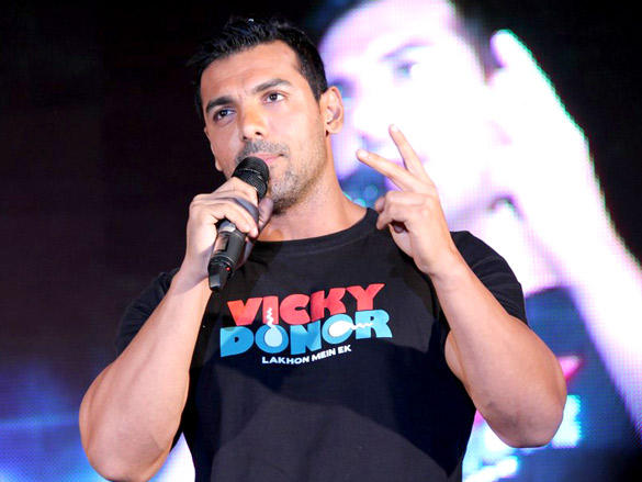 Vicky Donor Promotional Event