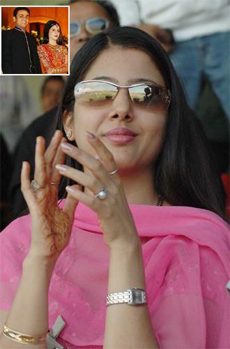 Aarti Sehwag Virender